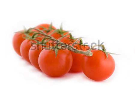 Small tomatoes Stock photo © Gbuglok