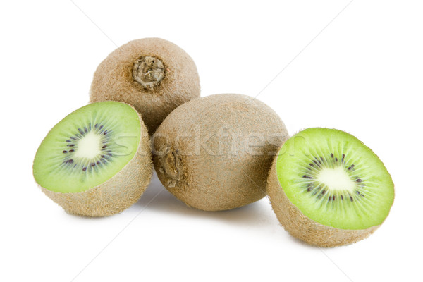 Fresh kiwi Stock photo © Gbuglok