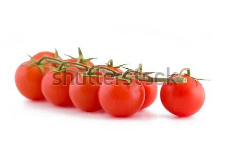 Small cocktail tomatoes Stock photo © Gbuglok