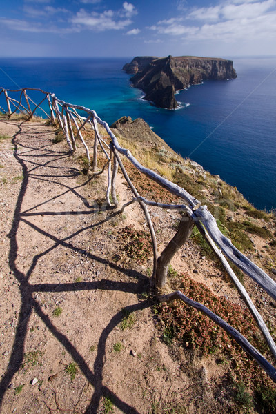 Viewpoint in Madeira islands Stock photo © Gbuglok
