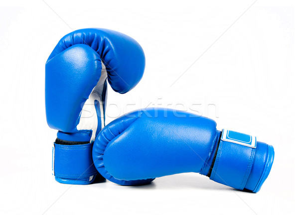 Boxing Gloves Stock photo © GekaSkr