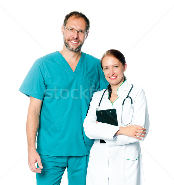 doctors Stock photo © GekaSkr