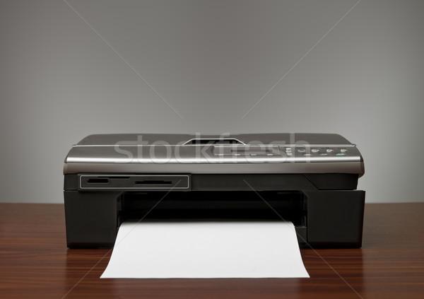 Copy Machine Stock photo © gemenacom