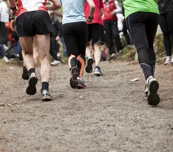 Foot Race Stock photo © gemenacom