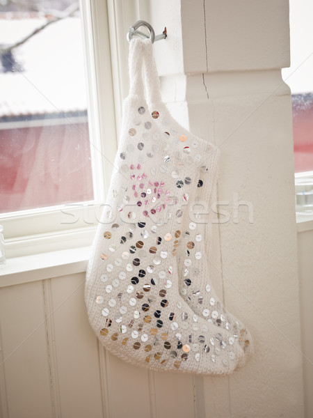 Christmas stockings Stock photo © gemenacom
