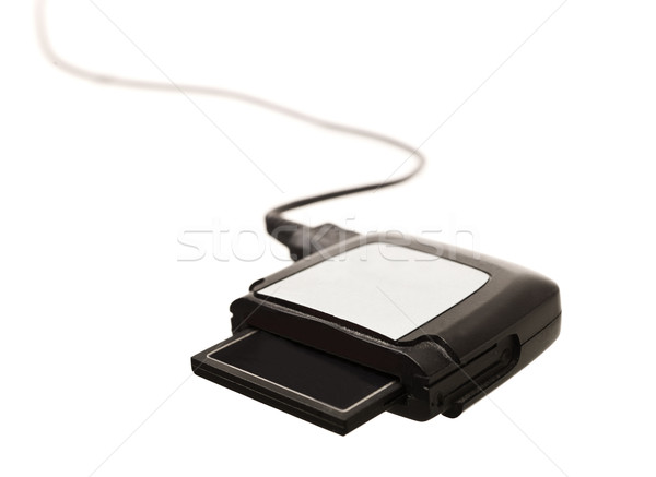 Card Reader Stock photo © gemenacom