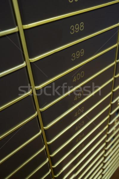 Safety Boxes Stock photo © gemenacom