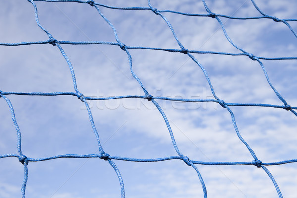 Goal netting Stock photo © gemenacom