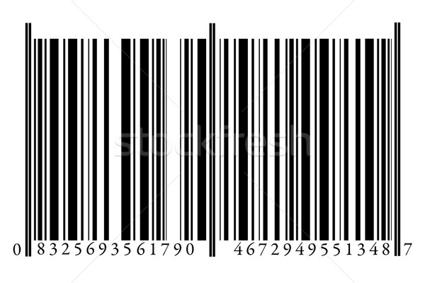 Bar Code Stock photo © gemenacom