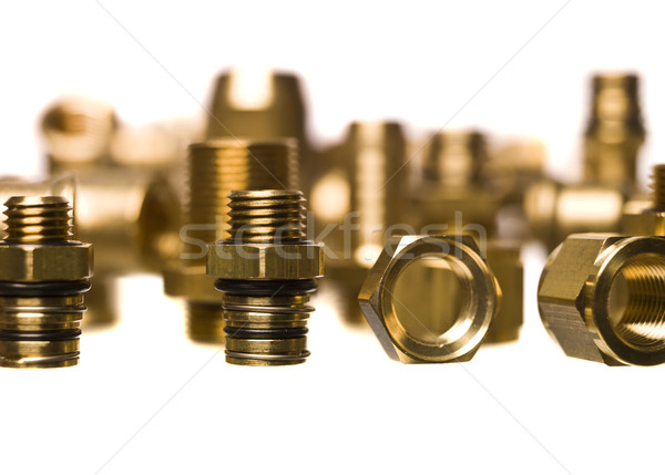 Heating and sanitation screws Stock photo © gemenacom
