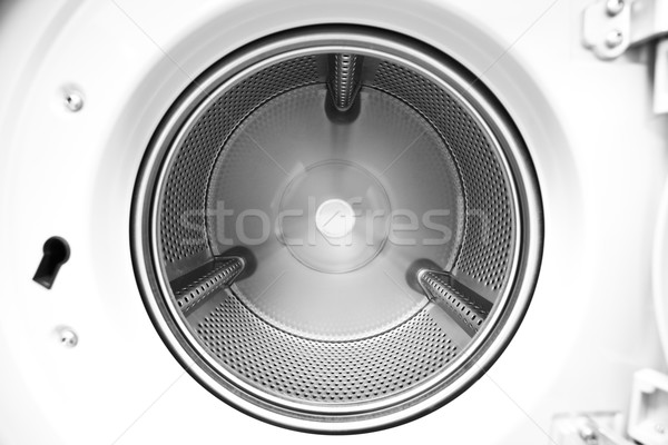 Washing machine Stock photo © gemenacom