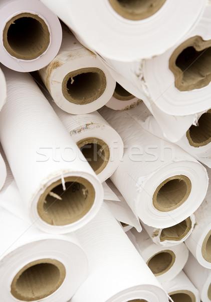 Full frame ipar kör nagy szelektív fókusz elnyűtt Stock fotó © gemenacom