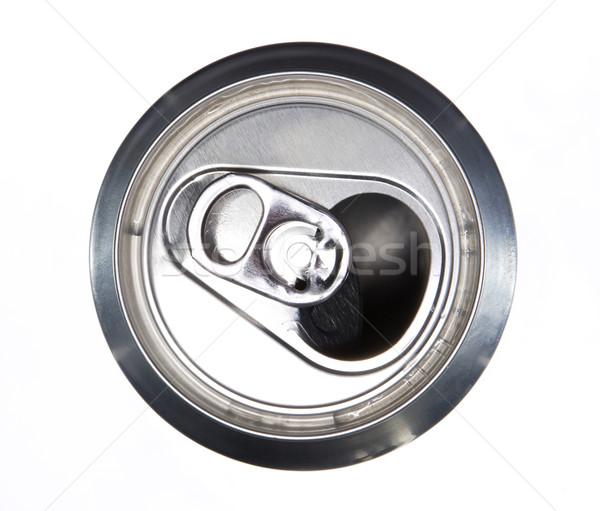 アルミ することができます 白 ゴミ 廃棄物 ソーダ ストックフォト © gemenacom
