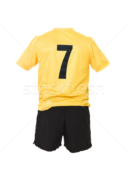Football shirt with number 7 Stock photo © gemenacom