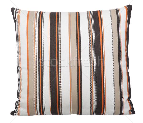 Lined pillow Stock photo © gemenacom