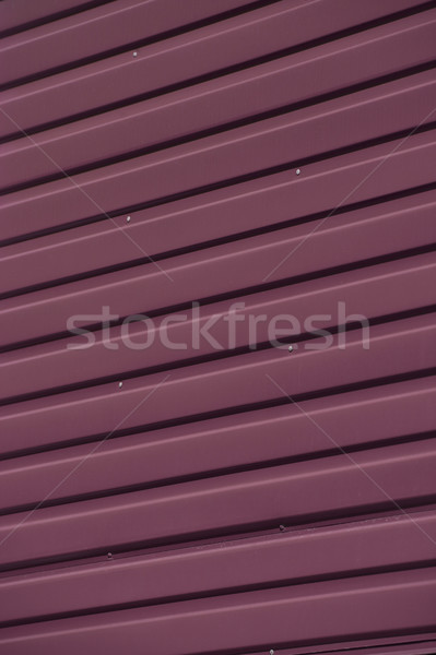 Rood ijzer full frame abstract architectuur Stockfoto © gemenacom