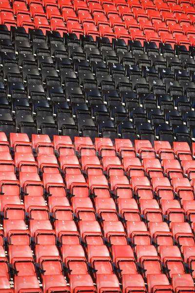 Several seats on an arena Stock photo © gemenacom