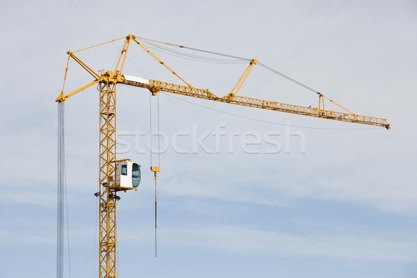 Construction Crane Stock photo © gemenacom
