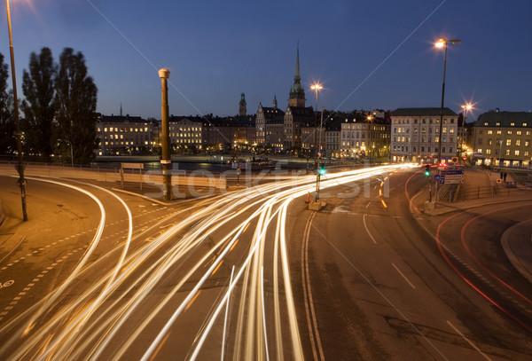 Cityscape Stock photo © gemenacom