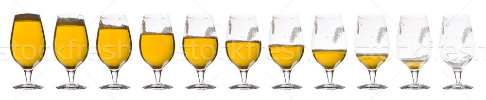 Time lapse - Beer Stock photo © gemenacom