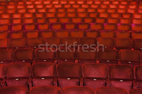 Seats full frame Stock photo © gemenacom