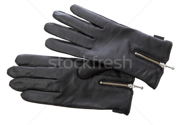 Black Gloves Stock photo © gemenacom