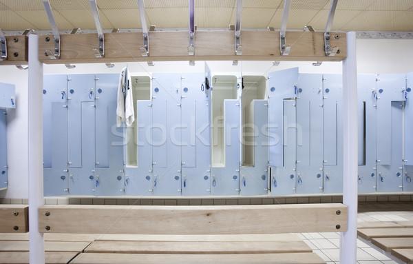 Locker Room Stock photo © gemenacom