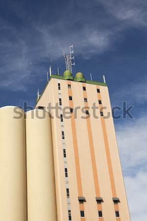Industrial silo Stock photo © gemenacom
