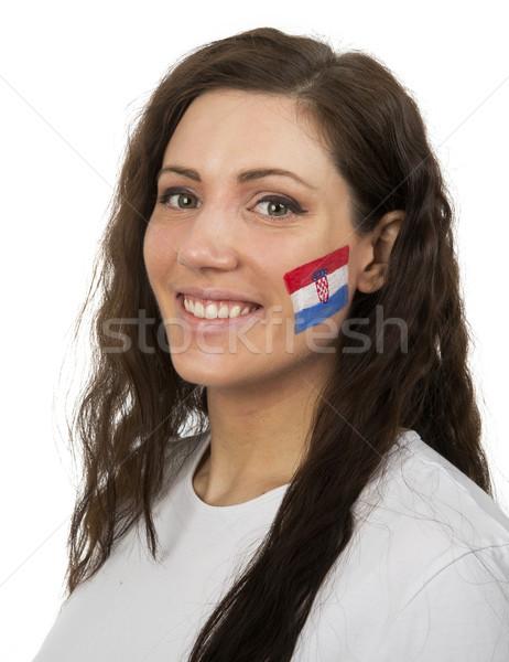 Stock photo: Croatian Girl