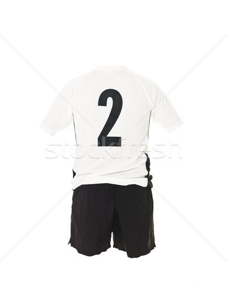 Football shirt with number 2 Stock photo © gemenacom