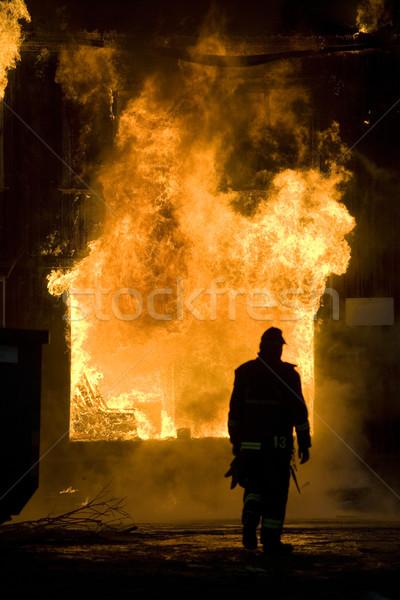 Fire Stock photo © gemenacom