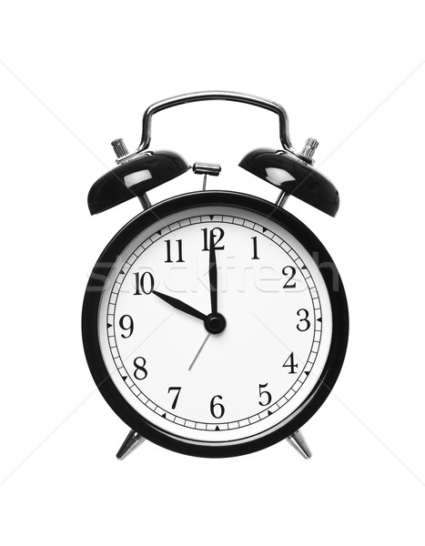 Ten o`clock Stock photo © gemenacom