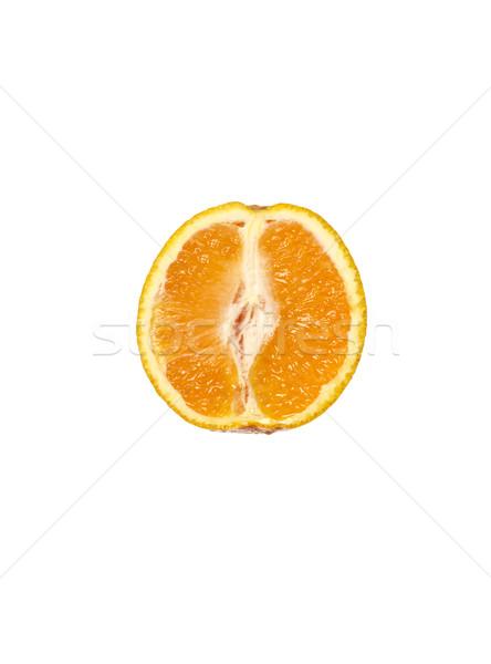 Orange in two Stock photo © gemenacom