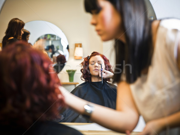 Beauty spa situation Stock photo © gemenacom