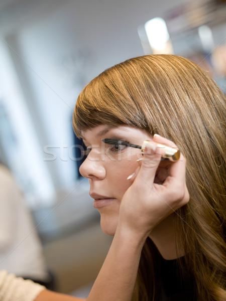 Make up situation Stock photo © gemenacom