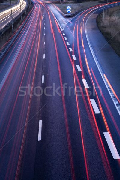 Highway Stock photo © gemenacom