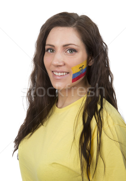 Ecuadorian Girl Stock photo © gemenacom