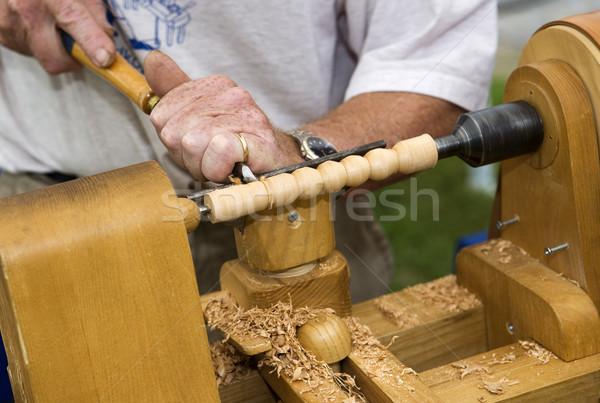 Lathe work Stock photo © gemenacom