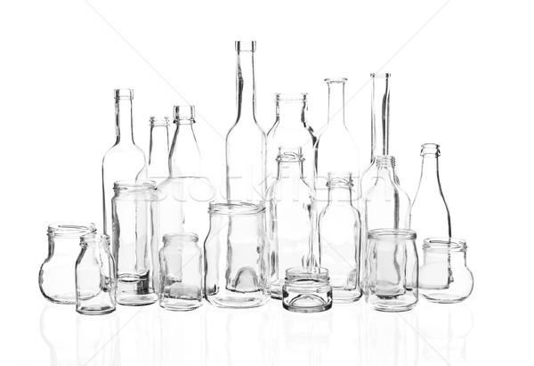 Several glassworks Stock photo © gemenacom