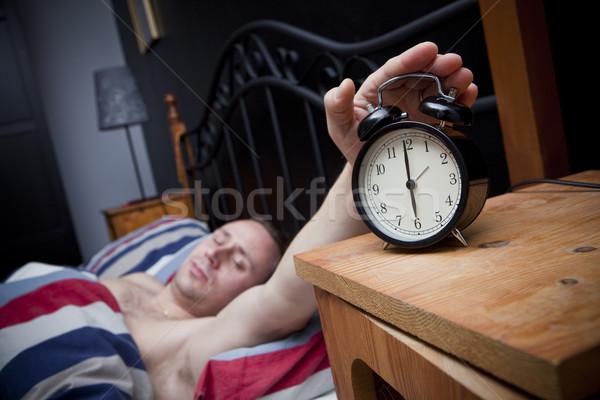 Wake up! Stock photo © gemenacom