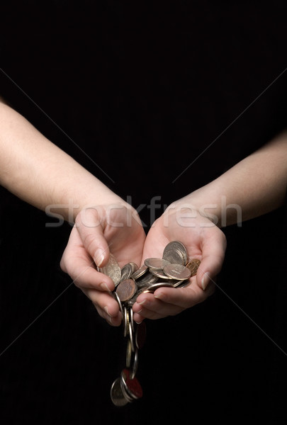 Loosing money Stock photo © gemenacom