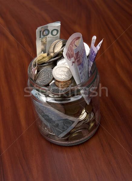 Swedish money Stock photo © gemenacom