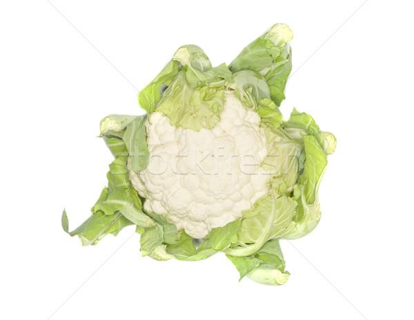 Fresh cauliflower Stock photo © gemenacom