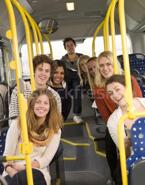 Happy people Stock photo © gemenacom
