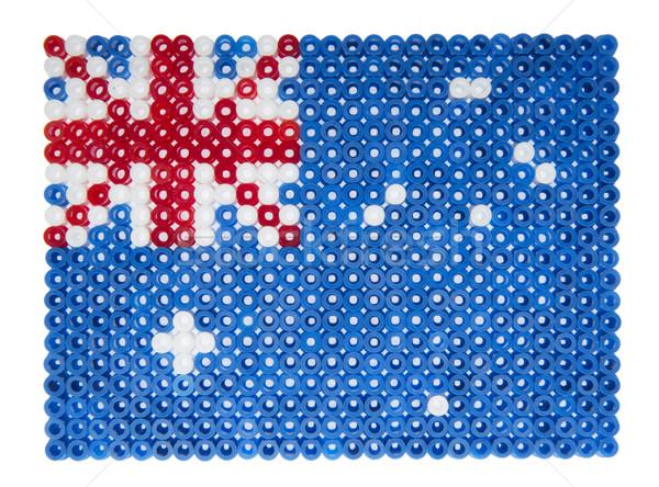 Australian Flag Stock photo © gemenacom
