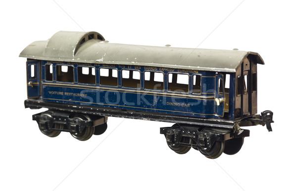 Old train Stock photo © gemenacom