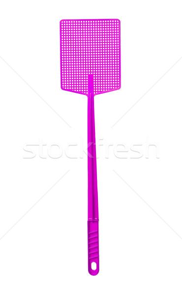 Purple Flyswatter Stock photo © gemenacom