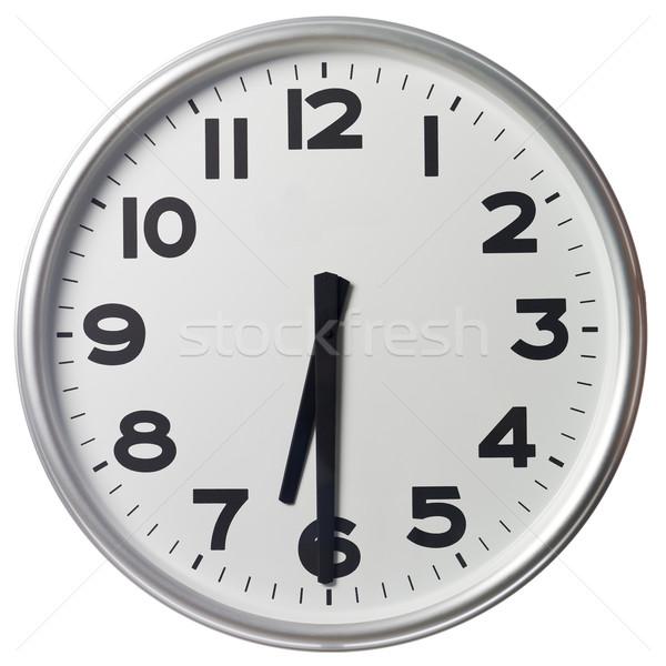 Half past six Stock photo © gemenacom