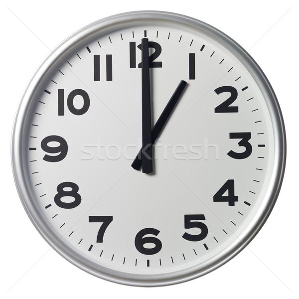One O'Clock Stock photo © gemenacom