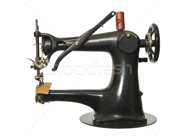 Vintage Sewing-machine Stock photo © gemenacom